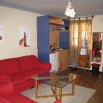 Apart-hotel a la maison - studio apt
