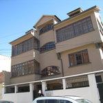 Apart-hotel a la maison - street view