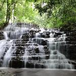 Waterfall - 100 yards from villas