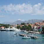 Cavtat harbour