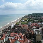 Cromer from Church Tower