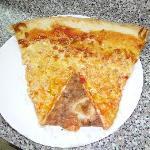 Slice of Lorenzo's Pizza Philadelphia