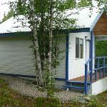 Ridgetop Cabin (Exterior)