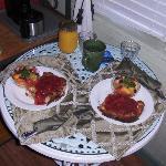 Lovely breakfast !!!!!!!!