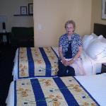 SpringHill Suites 2 bedded room