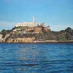 Alcatraz from the water