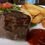 Steak and Frites - order the daily specials!