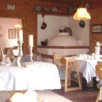 salle de déjeuner + souper
