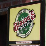 blaines grill and bar