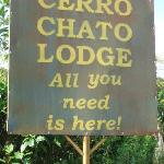 The greeting on entering the lodge.