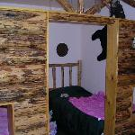 Bunk house rooms (2 twin-beds)