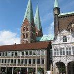 Lübeck Altstadt (Lubeck Oldtown)