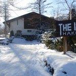 The Lab, Hakuba.Where we stayed.