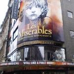 Shaftesbury Avenue  Les Miserables