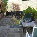 Cort Cottage Deck
