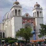 The main Cathedral in San Salvador, El Salvador