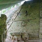 Hieroglyphentreppe