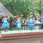 Hawai'i during the canoe pagent