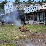 Gunfight at Boot Hill Museum in Dodge City, KS