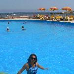The Comino Hotel Swimming Pool