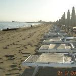 Spiaggia verso Portorosa
