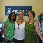Foto de Cama e Café