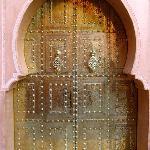 Entrance to La Sultana
