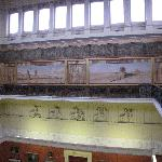 he Egyptian Balcony can be viewed on special tours only