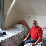 Second night's room