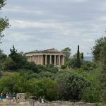 Temple of Hephaestus Photo