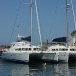 BLUE LAGOON CRUISES' SAIL BOATS - GREAT CRUISE