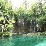 Plitvice Lagon