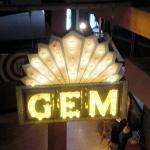 """Fun carnival light in this """"gem"""" of a museum."""