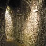amazing inside the grotto