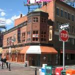 The historical North End of Boston