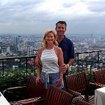 Vertigo Bar at the Banyan Tree - highest outdoor restaurant in the world