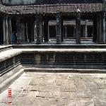 Angkor Wat - King's bathing pool