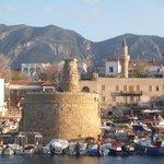 Kyrénia, le St Trop de Chypre Nord