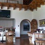 En el hotel Casa Colorada  =)