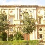 Palast von Karl V Aufnahme