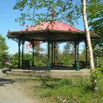 Bandstand at Point Pleasant Park, Halifax