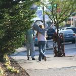 Drunks on the street