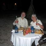 40th wedding anniversary dinner