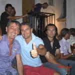 den Daumen hoch für den Führer des B&B Borgo del Nespolo ;) chevidiamo Gianni !