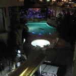 Pelican Pools At Night