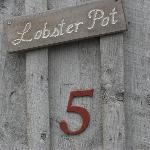 Lobster Pot - one of the six cosy cottages