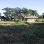 Accommodation tents