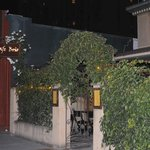 Cafe Brio exterior -- lovely