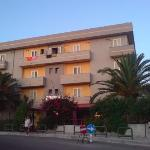 Hotel from the outside