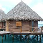 New water villa